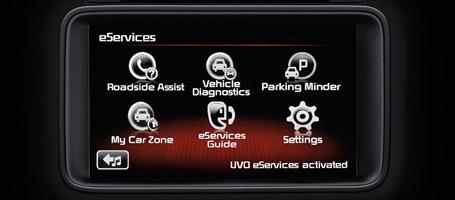 UVO eServices