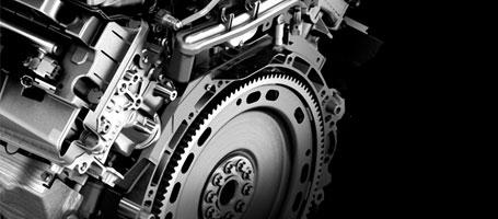 Three XJ Engines