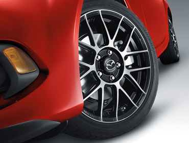 16-inch aluminum-alloy wheels