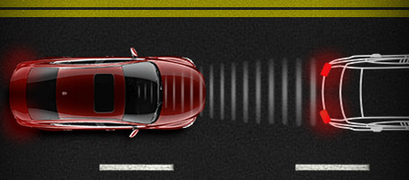 Smart City Brake Support