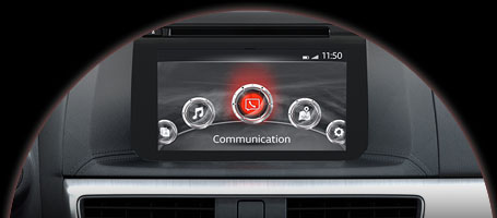 INTUITIVE CONTROL AT YOUR FINGERTIPS.