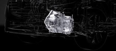 SKYACTIV®-DRIVE AUTOMATIC TRANSMISSION