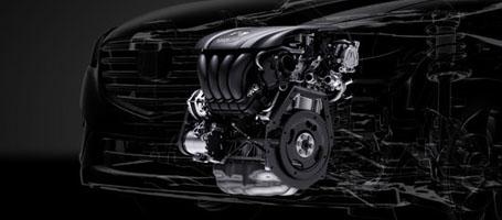 2.0L & 2.5L SKYACTIV®-G GASOLINE ENGINES