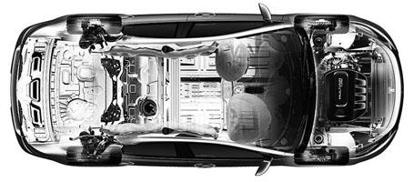 10 Standard Airbags