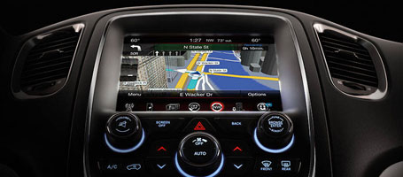 Connect® Touchscreen Wwith Navigation