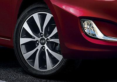 16-inch Alloy Wheels