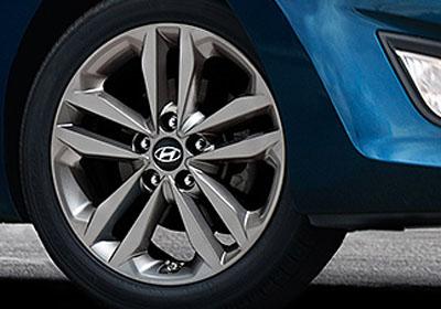 All-new 17-inch Alloy Wheels
