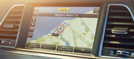 An Advanced Navigation System