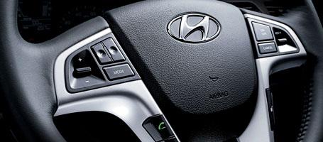 Steering-wheel-mounted Controls