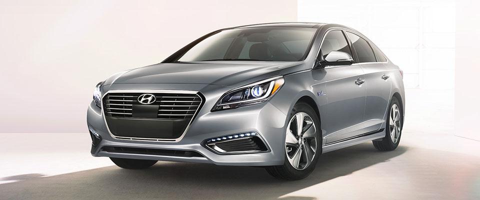 2016 Hyundai Sonata Hybrid For Sale in Downey