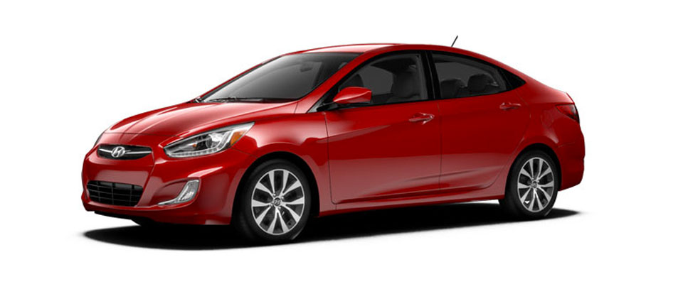 2016 Hyundai Accent For Sale in Golden