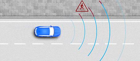 Available Autonomous Emergency Braking System