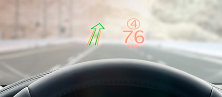 Head-Up Display System