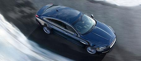 Jaguar Instinctive All Wheel Drive
