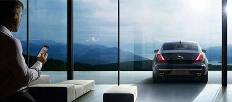 Jaguar InControl<sup>&reg;</sup> Protect<sup>&trade;</sup>