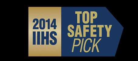 An IIHS Top Safety Pick, 4 Years In A Row