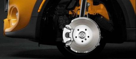 ABS + Electronic Brake Distribution