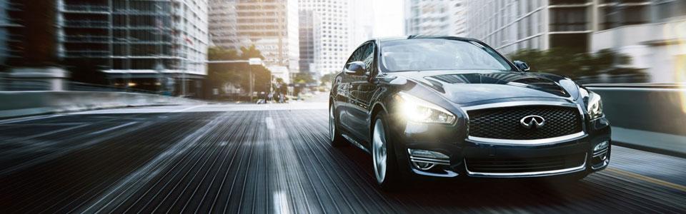 Q70 Hybrid safety main image