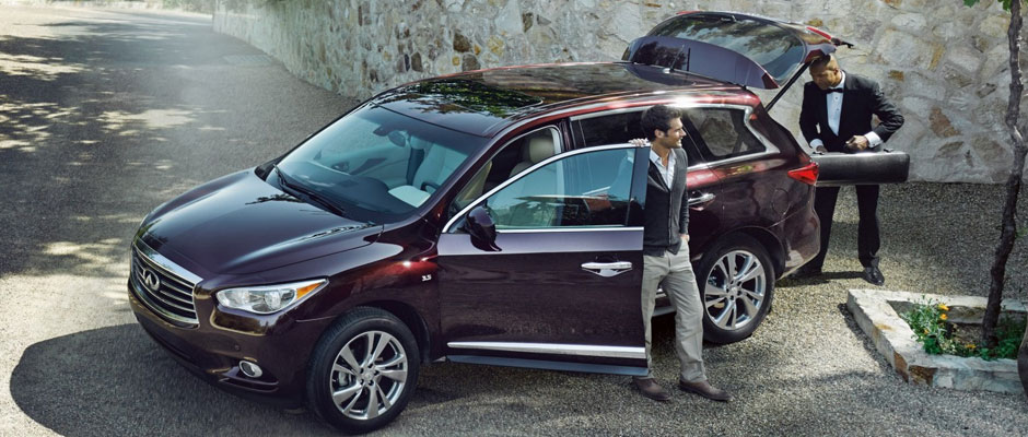 2016 Infinity QX60 appearance image