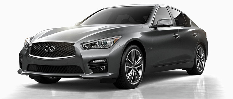 Q50 Hybrid overview image