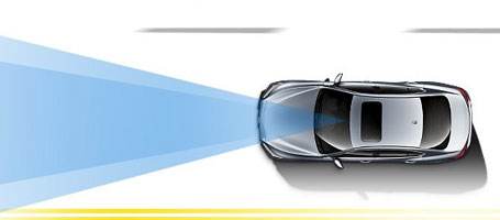 Lane Departure Prevention With Active Lane Control