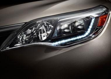 Quadrabeam headlights