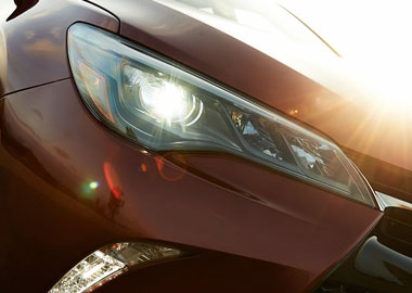 LED headlights and DRL