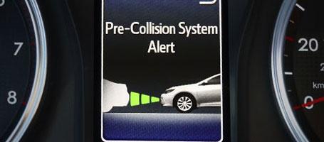 Pre-Collision System