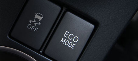 ECO driving mode