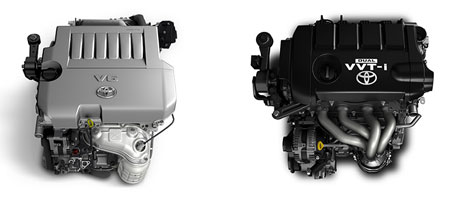 Two smart engines