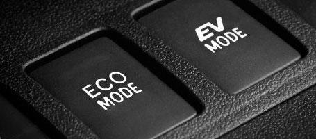 ECO and EV Modes