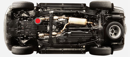 6-speed automatic transmission