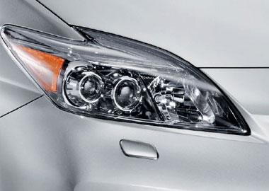 DRL & LED headlights