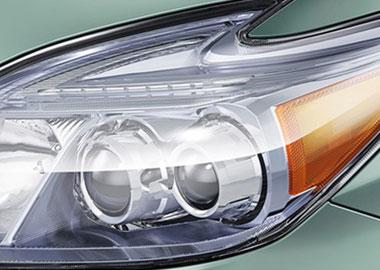 LED headlights/Daytime Running Lights