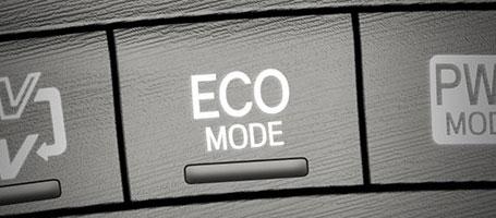 ECO/POWER Modes
