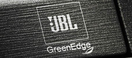 JBL® GreenEdge™ audio system