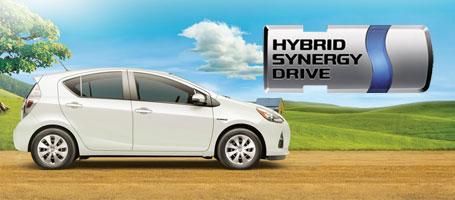 Hybrid Synergy Drive®