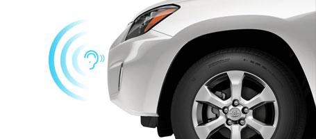 Vehicle Proximity Notification System