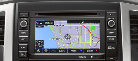 Touch-screen navigation