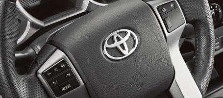 Steering wheel controls