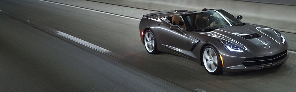 2015 Chevy Corvette warranty image