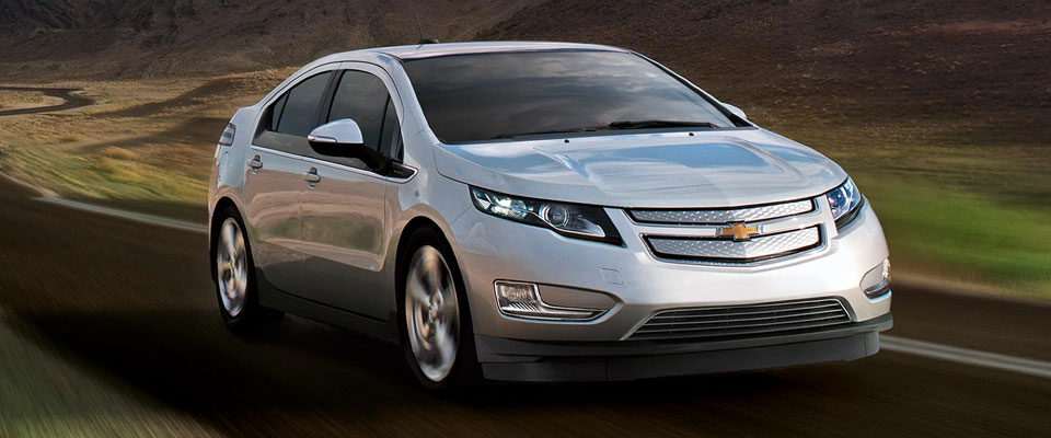 2015 Chevy Volt Appearance Image
