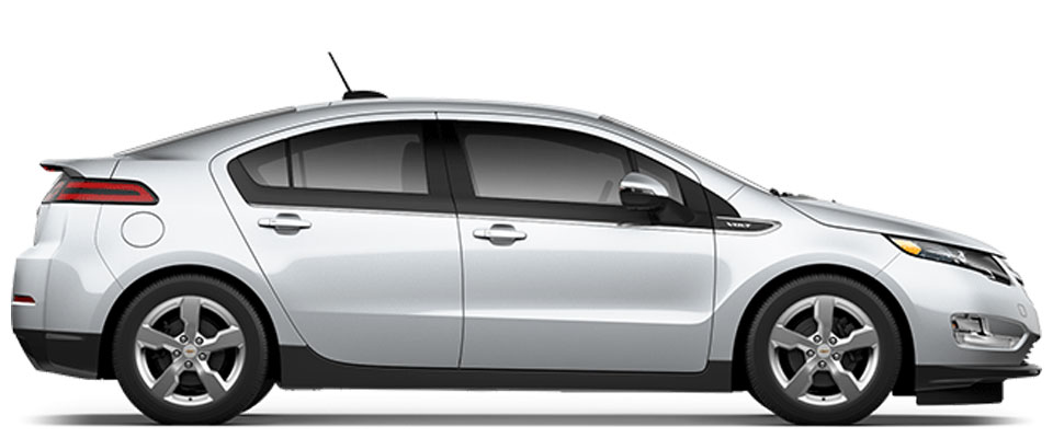 2015 Chevy Volt Overview Image