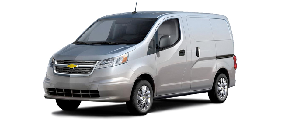 2015 Chevrolet City Express overview image