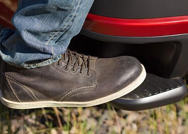 CornerStep rear bumper