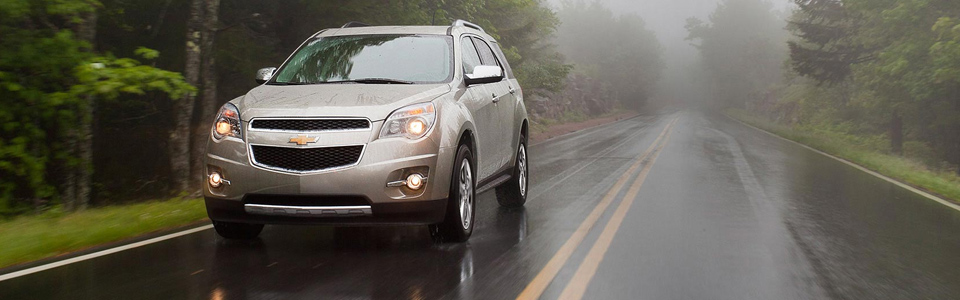 2015 Chevy Equinox warranty image