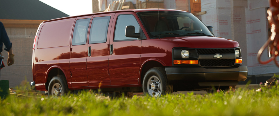 2015 Chevy Express appearance main photo