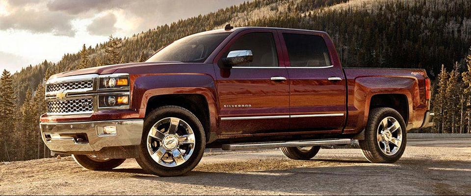2015 Chevy Silverado appearance image