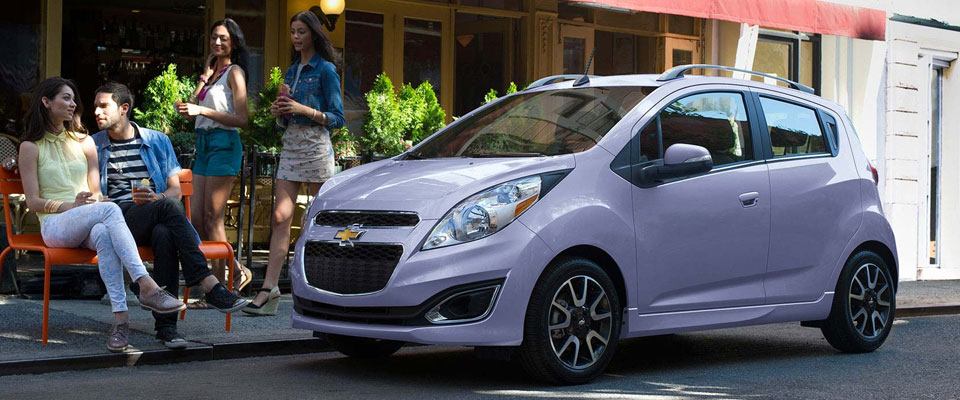 2015 Chevy Spark Appearance Image