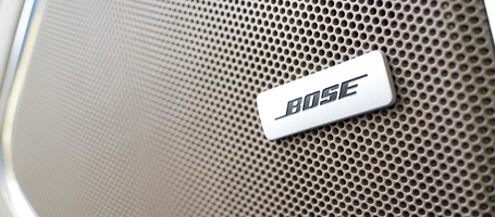 Bose® Premium Sound System